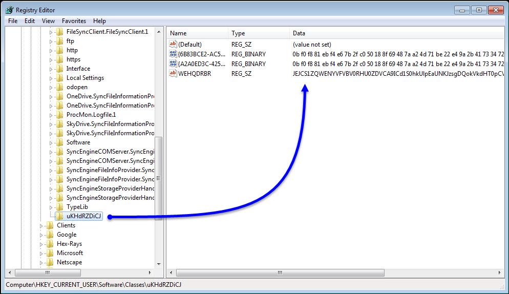 Hunting Malware by Detecting Random Strings in LOGTITAN NG SIEM